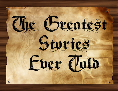 Greatest Stories Ever Told logo